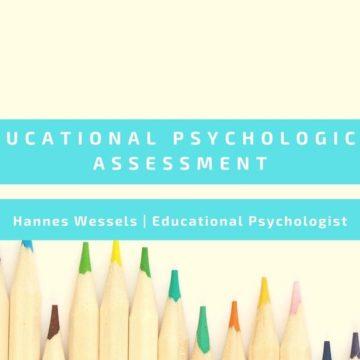Educational Psychological Assessment Hannes Wessels